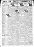 Waterloo Chronicle (Waterloo, On1868), 19 Mar 1931