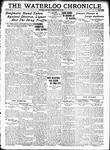 Waterloo Chronicle (Waterloo, On1868), 23 Apr 1931