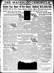 Waterloo Chronicle (Waterloo, On1868), 4 Jun 1931