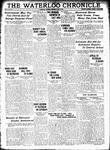 Waterloo Chronicle (Waterloo, On1868), 9 Jul 1931