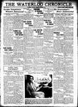 Waterloo Chronicle (Waterloo, On1868), 6 Aug 1931