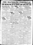 Waterloo Chronicle (Waterloo, On1868), 20 Aug 1931