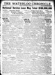 Waterloo Chronicle (Waterloo, On1868), 3 Dec 1931
