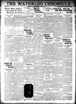 Waterloo Chronicle (Waterloo, On1868), 3 Mar 1932