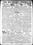 Waterloo Chronicle (Waterloo, On1868), 26 May 1932