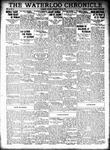 Waterloo Chronicle (Waterloo, On1868), 23 Jun 1932
