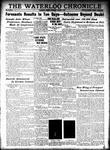 Waterloo Chronicle (Waterloo, On1868), 4 Aug 1932