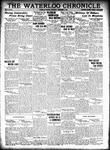 Waterloo Chronicle (Waterloo, On1868), 1 Sep 1932