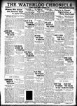 Waterloo Chronicle (Waterloo, On1868), 29 Sep 1932