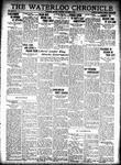 Waterloo Chronicle (Waterloo, On1868), 13 Oct 1932