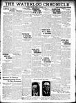 Waterloo Chronicle (Waterloo, On1868), 24 Nov 1932