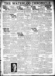 Waterloo Chronicle (Waterloo, On1868), 19 Jan 1933