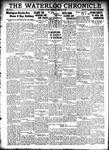 Waterloo Chronicle (Waterloo, On1868), 16 Feb 1933
