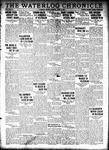 Waterloo Chronicle (Waterloo, On1868), 20 Apr 1933