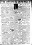 Waterloo Chronicle (Waterloo, On1868), 11 May 1933