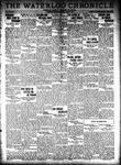 Waterloo Chronicle (Waterloo, On1868), 1 Jun 1933