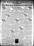 Waterloo Chronicle (Waterloo, On1868), 29 Jun 1933
