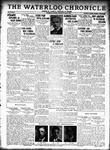Waterloo Chronicle (Waterloo, On1868), 6 Jul 1933