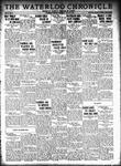 Waterloo Chronicle (Waterloo, On1868), 20 Jul 1933