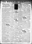 Waterloo Chronicle (Waterloo, On1868), 17 Aug 1933