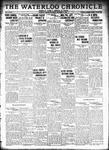 Waterloo Chronicle (Waterloo, On1868), 14 Sep 1933