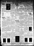 Waterloo Chronicle (Waterloo, On1868), 4 Jan 1934