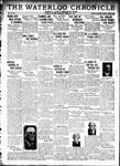 Waterloo Chronicle (Waterloo, On1868), 1 Feb 1934