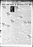 Waterloo Chronicle (Waterloo, On1868), 15 Feb 1934
