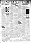 Waterloo Chronicle (Waterloo, On1868), 22 Feb 1934