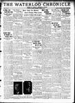 Waterloo Chronicle (Waterloo, On1868), 22 Mar 1934