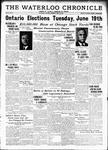 Waterloo Chronicle (Waterloo, On1868), 24 May 1934
