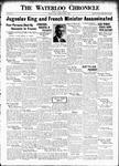 Waterloo Chronicle (Waterloo, On1868), 11 Oct 1934