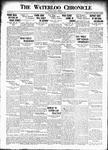 Waterloo Chronicle (Waterloo, On1868), 22 Nov 1934