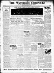 Waterloo Chronicle (Waterloo, On1868), 13 Jun 1935
