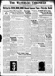 Waterloo Chronicle (Waterloo, On1868), 20 Jun 1935