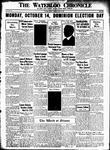 Waterloo Chronicle (Waterloo, On1868), 22 Aug 1935