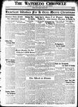 Waterloo Chronicle (Waterloo, On1868), 19 Dec 1935