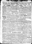Waterloo Chronicle (Waterloo, On1868), 9 Apr 1936