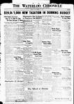 Waterloo Chronicle (Waterloo, On1868), 7 May 1936