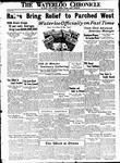 Waterloo Chronicle (Waterloo, On1868), 9 Jul 1936