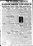 Waterloo Chronicle (Waterloo, On1868), 1 Oct 1936
