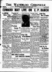 Waterloo Chronicle (Waterloo, On1868), 15 Dec 1936