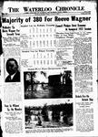 Waterloo Chronicle (Waterloo, On1868), 5 Jan 1937