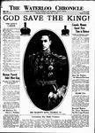 Waterloo Chronicle (Waterloo, On1868), 11 May 1937