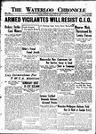 Waterloo Chronicle (Waterloo, On1868), 15 Jun 1937