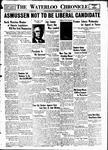 Waterloo Chronicle (Waterloo, On1868), 27 Aug 1937