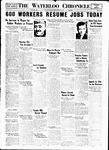 Waterloo Chronicle (Waterloo, On1868), 5 Nov 1937