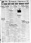 Waterloo Chronicle (Waterloo, On1868), 25 Mar 1938