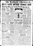Waterloo Chronicle (Waterloo, On1868), 20 Jan 1939