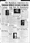 Waterloo Chronicle (Waterloo, On1868), 27 Jan 1939